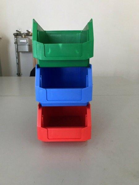 Schäfer Sortierbox, Sichtlagerbox